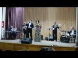 Артисты Ярославской государственной филармонии, солисты Елена Тарадай и Александр Суханов.