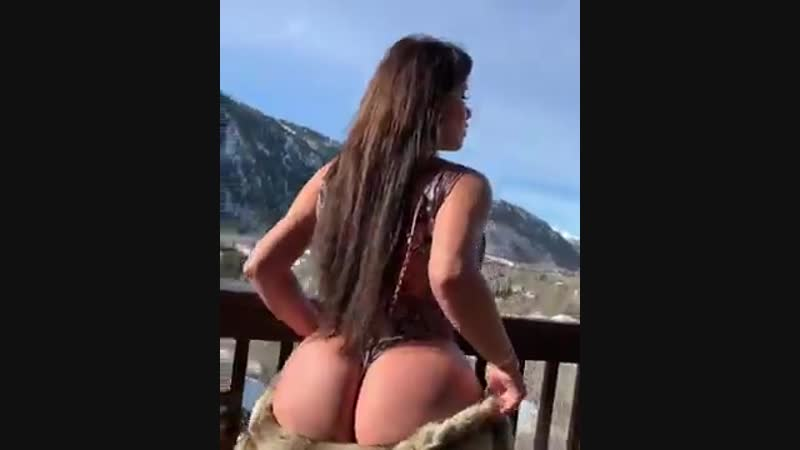 Сочная жопа (порно секс эротика попка booty anal анал сиськи boobs brazzers)