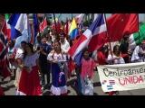 День независимости в Коста-Рике.