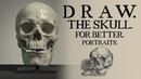 How to Draw the Skull for Artists - Artistic Anatomy Lecture with Iliya Mirochnik