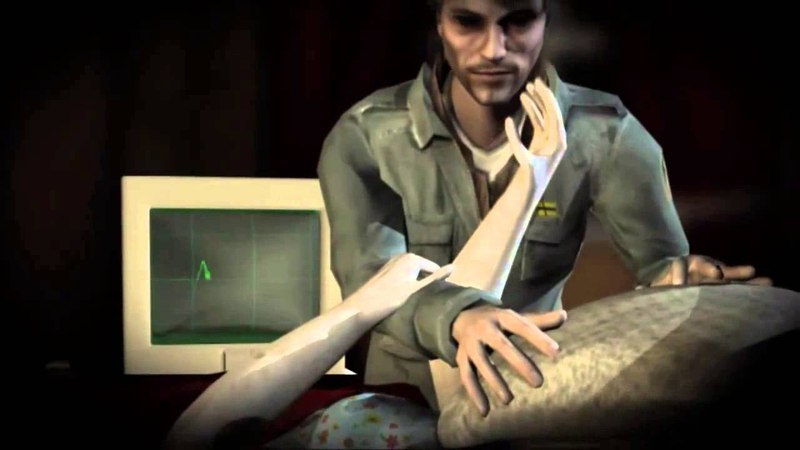 Трейлер игры Чёрное Зеркало 3: Последний страх