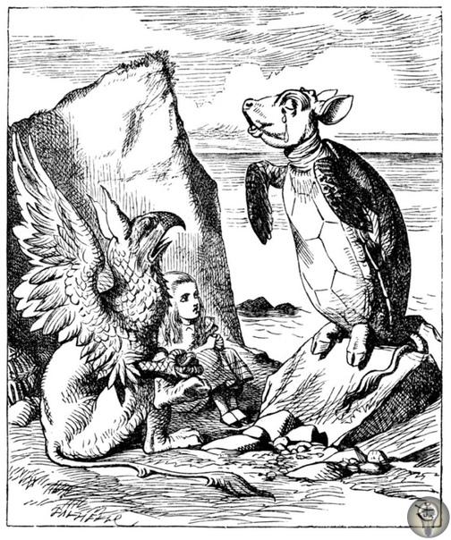 ЧТО ТАКОЕ «ЧЕРЕПАХА КВАЗИ» В сказке «Алиса в стране чудес» английского писателя Льюиса Кэролла есть загадочный персонаж, не понятный ни детям, ни взрослым это Черепаха Как Бы (в других вариантах