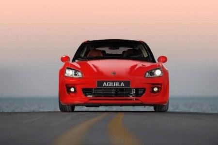 «ТагАЗ» реализовал 50 спорткаров Aquila с марта 2013 года