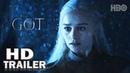 Game of Thrones Season 8 Trailer 2 Final Season 2019 Kit Harington, Emilia Clarke/Trailer Concept