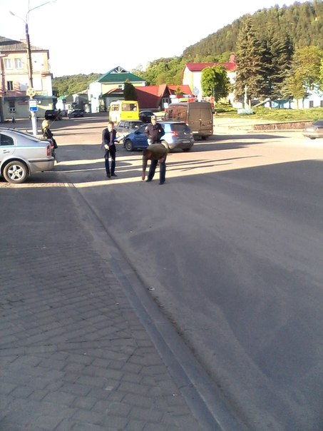 На Тернопільщині зіткнулися «Фольцваген» та мотоцикл. Є потерпілі  (фото), фото-2