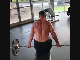 Strength of Body. Новое упражнение, которое покажет как прокачать вашу спину.