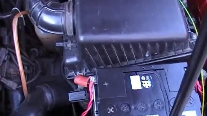 Двигатель на воде своими руками (инжекторный)