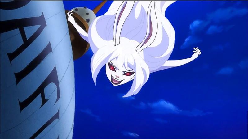 Carrot New Form vs Big Mom Pirates One Piece Episode 862 English Sub