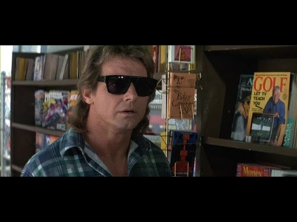 Чужие среди нас 1988г фильм Джона Карпентера