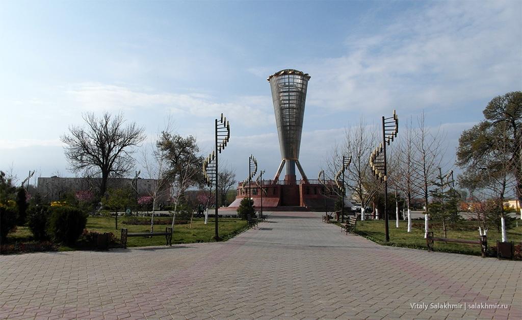 Парк Независимости, Шымкент 2019