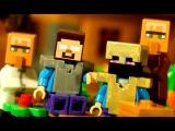 Lego Minecraft Survival 3 Мультфильм Лего Майнкрафт для Детей. Лего Мультики