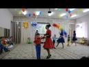 Буги-вуги, танец мам и сыновей на выпускном в детском саду!