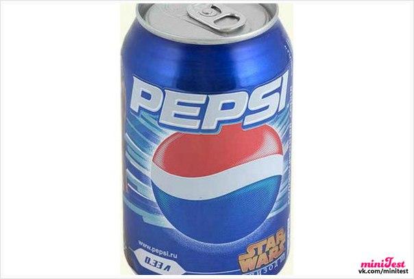 Пепси кола помогает похудеть