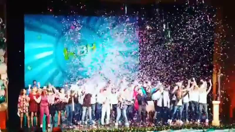 Новогодний КВН очередное событие в серии предновогодних активностей СИБУРа 😀 Яркое веселое молодежное событие года в подго