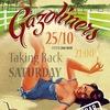 Gazoliners 25/10 @ New Bar