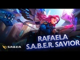 Mobile Legends Bang Bang! Rafaela New Skin S.A.B.E.R. Savior
