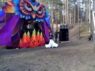 Solar Systo Togathering 2017. Сбор племен. Nostromosis - Vlamen
