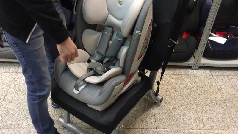 Автокресло Happy Baby JOSS V2 ISOFIX (9-36 кг)