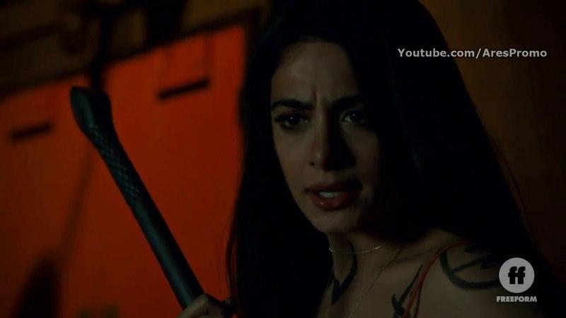 Shadowhunters 3x05 Izzy Vs Demons Season 3 Episode 5 [HD] Stronger Than Heaven