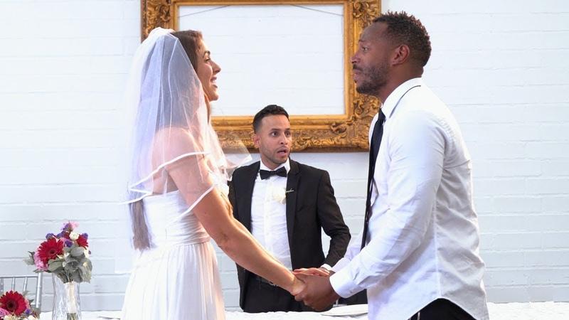 Свадьба вышедшая из под контроля | Анвар Джибави и Марлон Уэйанс | Озвучка Рокфора