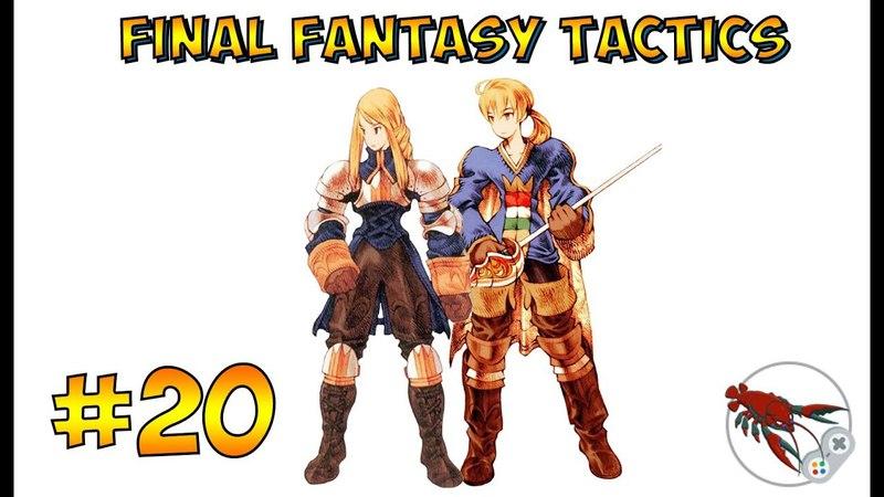 Final Fantasy Tactics - Прохождение (Часть 20) - Штурмуем церковь