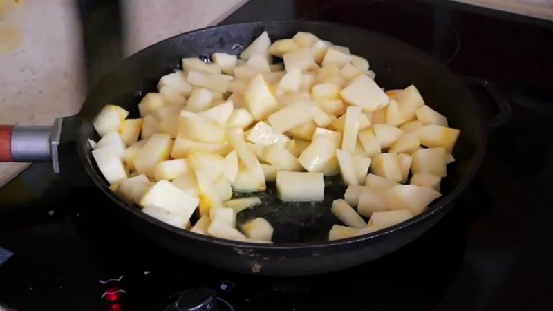 Философия Берендея на примере жарящейся картошки