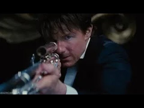 Mission Impossible 5 The Rogue Nation Auditorium Action Scene In Hindi   [HD]   Tom Cruise  
