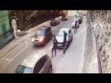 Видео нападения Рената Кунашева на полицейских. Москва. 23.08.2018