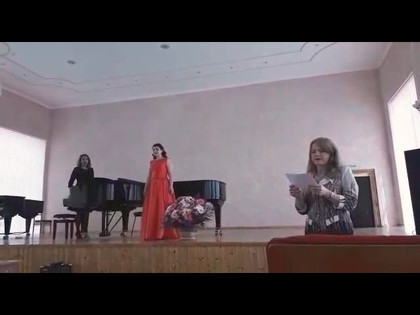 Дарья Чеботарёва /Минеральные Воды/ ВИ 1курс