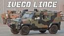 Novo Blindado do Exército Brasileiro entra em ação no Rio de Janeiro - Iveco LMV Lince