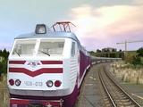 trainz 2012 запуск и управление электровозом чс8-013