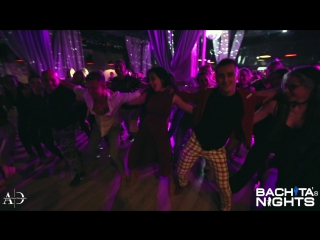 Flash mob | central party | bachata's nights 2018
