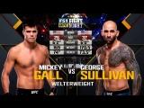 UFC_FN_135 Mickey Gall  vs.  George Sullivan