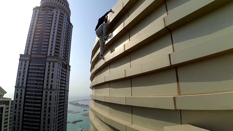 DEAD CLIMBER - DON'T LOOK DOWN (DUBAI)