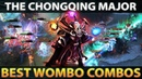 BEST WOMBO COMBOS of The Chongqing Major Dota 2