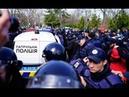 Полиция послала депутатов в сраку и Слава Украине