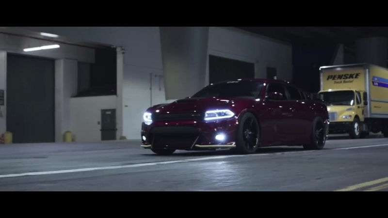 2018 Dodge Charger Scatpack | Blaque Diamond BD-11 | Perfect Stance