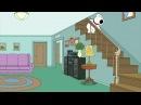 Family Guy | Гриффины - 8 сезон 4 серия (FiliZa Studio)