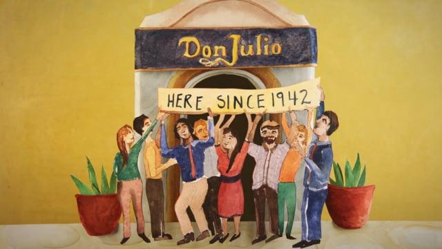 Don Julio A Tequila Legend