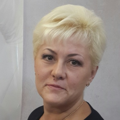 Галина Барболина