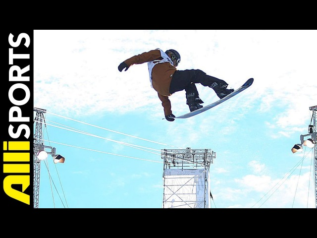 How To Frontside Alley-Oop Nosegrab, Jack Mitrani, Alli Sports Snowboard Step By Step Trick Tips
