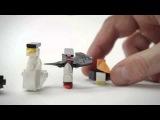 LEGO® Creator - крошечные птички :-)