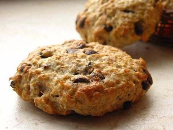 Полезное овсяное печенье: шоколадное и ванильное - такой вкуснятины вы не купите в магазине!