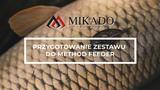 Przygotowanie zestawu do method feeder Method Feeder by Mikado