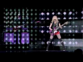 Borderline (Sticky & Sweet Tour 2008)