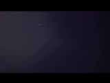 НЛО рядом с космической ракетой Японии Эпсилон-3. Видео 1