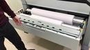 Цветной широкоформатный комплекс предназначенный для высокопроизводительной печати и сканирования с линией автоматической фальцовки