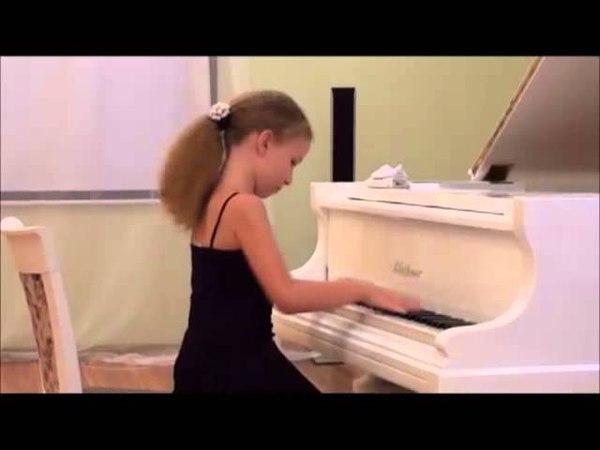 Ф Шопен - вальс ми минор - Варвара Кутузова