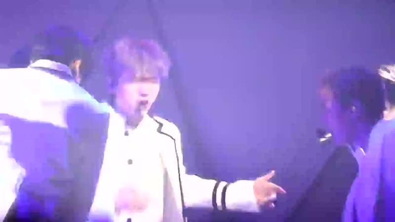 [VK][190427] MONSTA X fancam - Hero (Minhyuk focus) @ Japan Fan-Con PICNIC in Yokohama