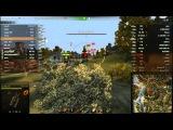 Карта - Рудиники. Просто бой №1 - AMX 50 Foch